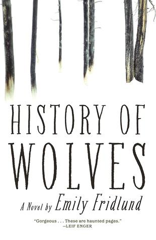 History of Wolves, Emily Fridlund