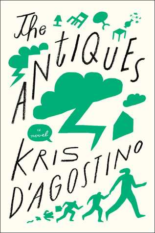 The Antiques, Kris D'Agostino