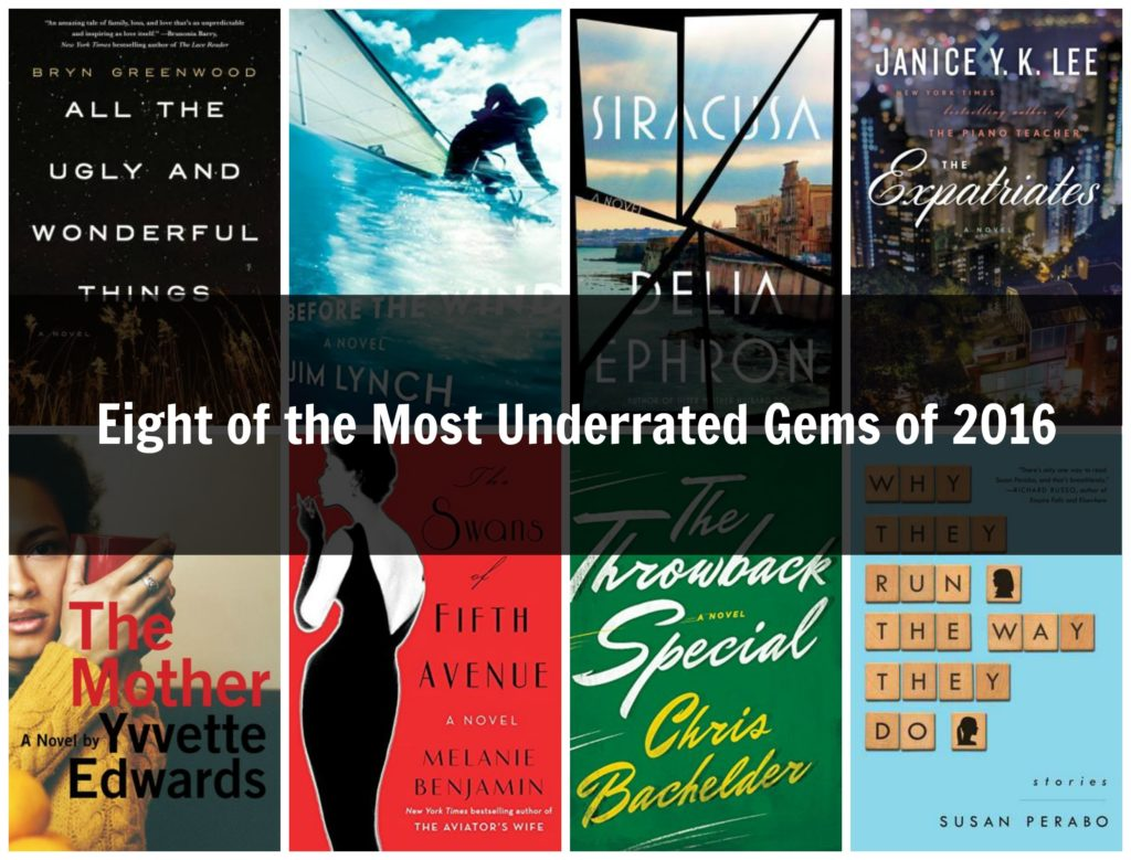 Eight of the most underrated gems of 2016