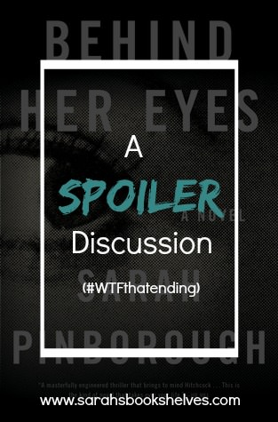 A spoiler discussion of Behind Her Eyes and the ending. #WTFthatending