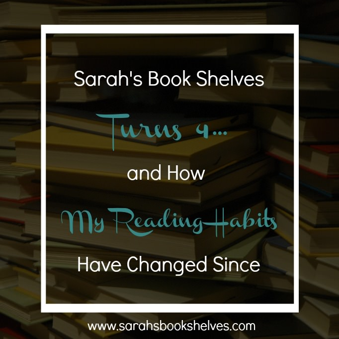 how my reading habits have changed