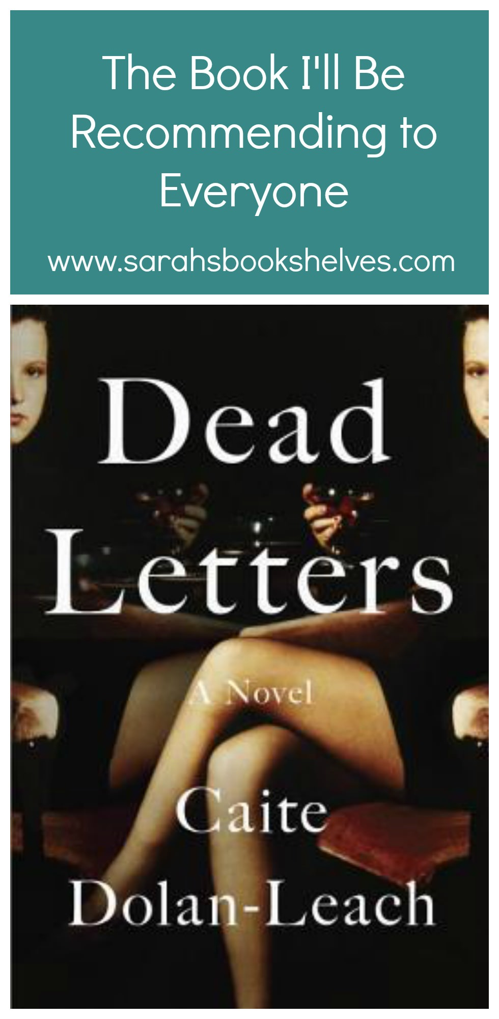 Dead Letters has absolutely everything I look for in a book!