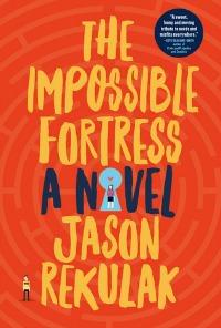 Impossible Fortress, Jason Rekulak