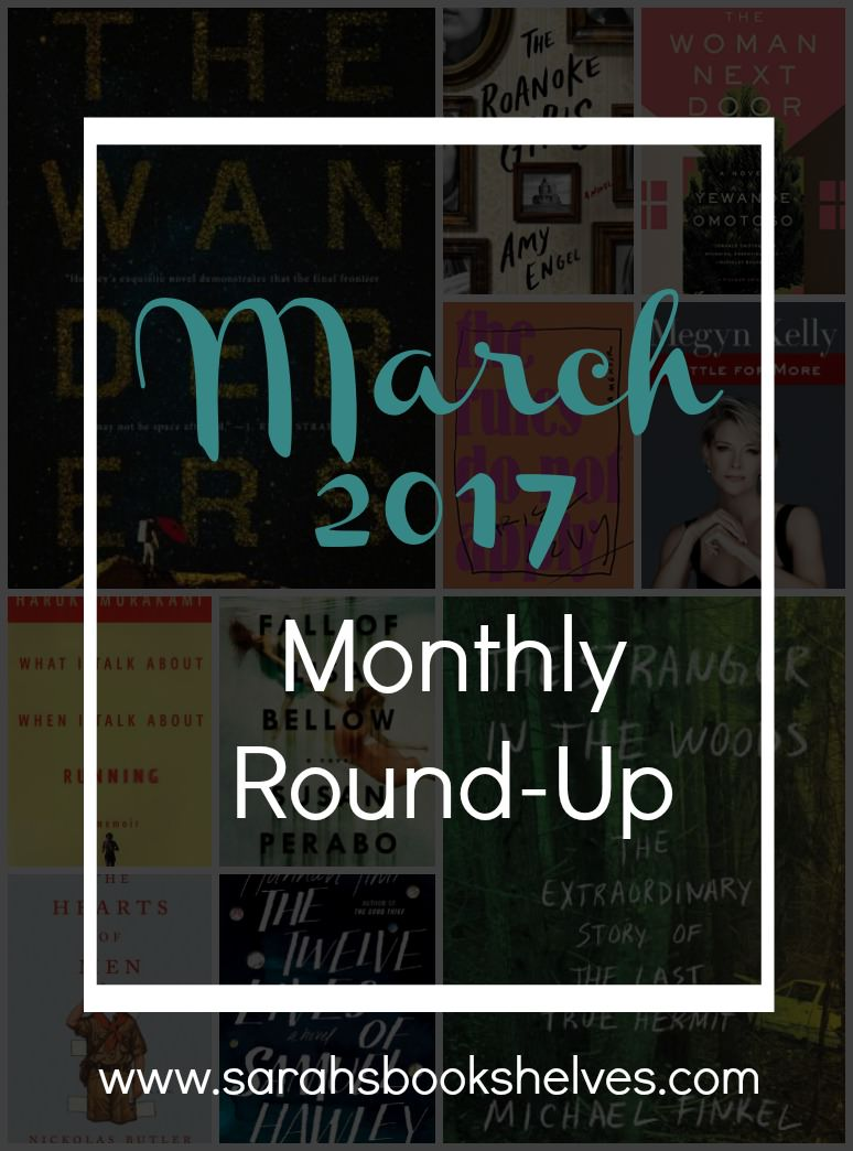 March 2017 monthly round-up