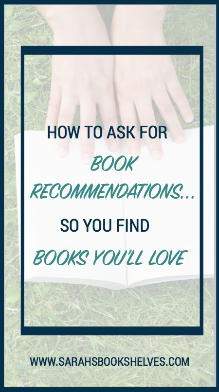 How to Ask For Book Recommendations