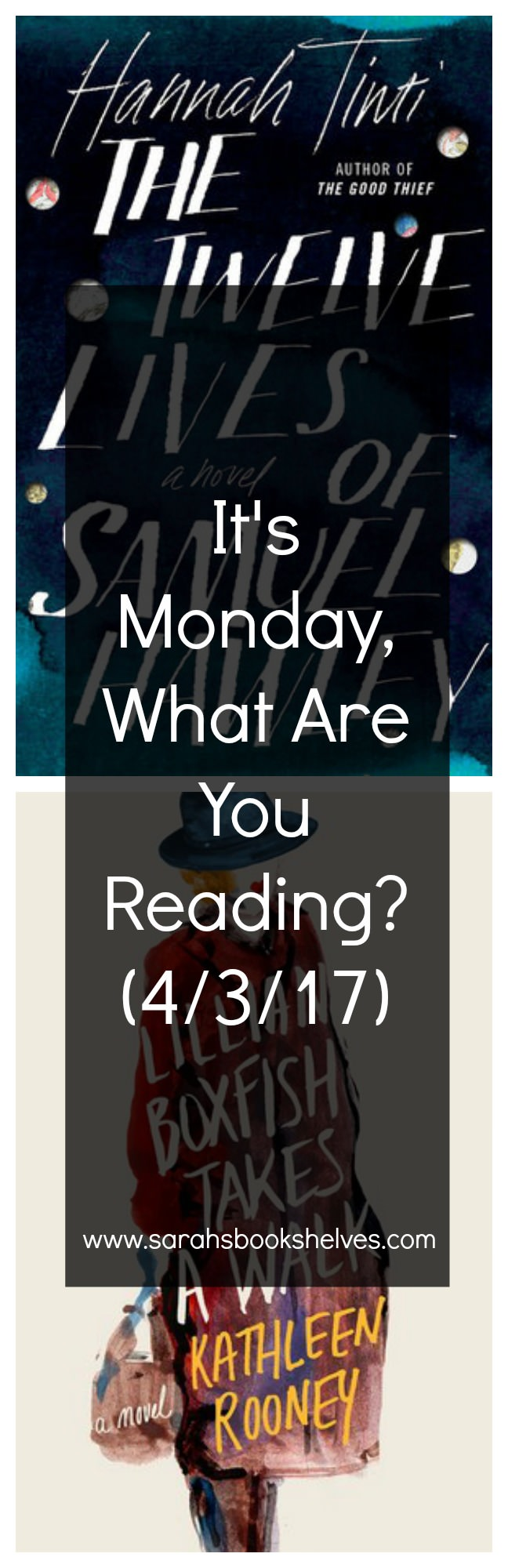 A mixed reading week...