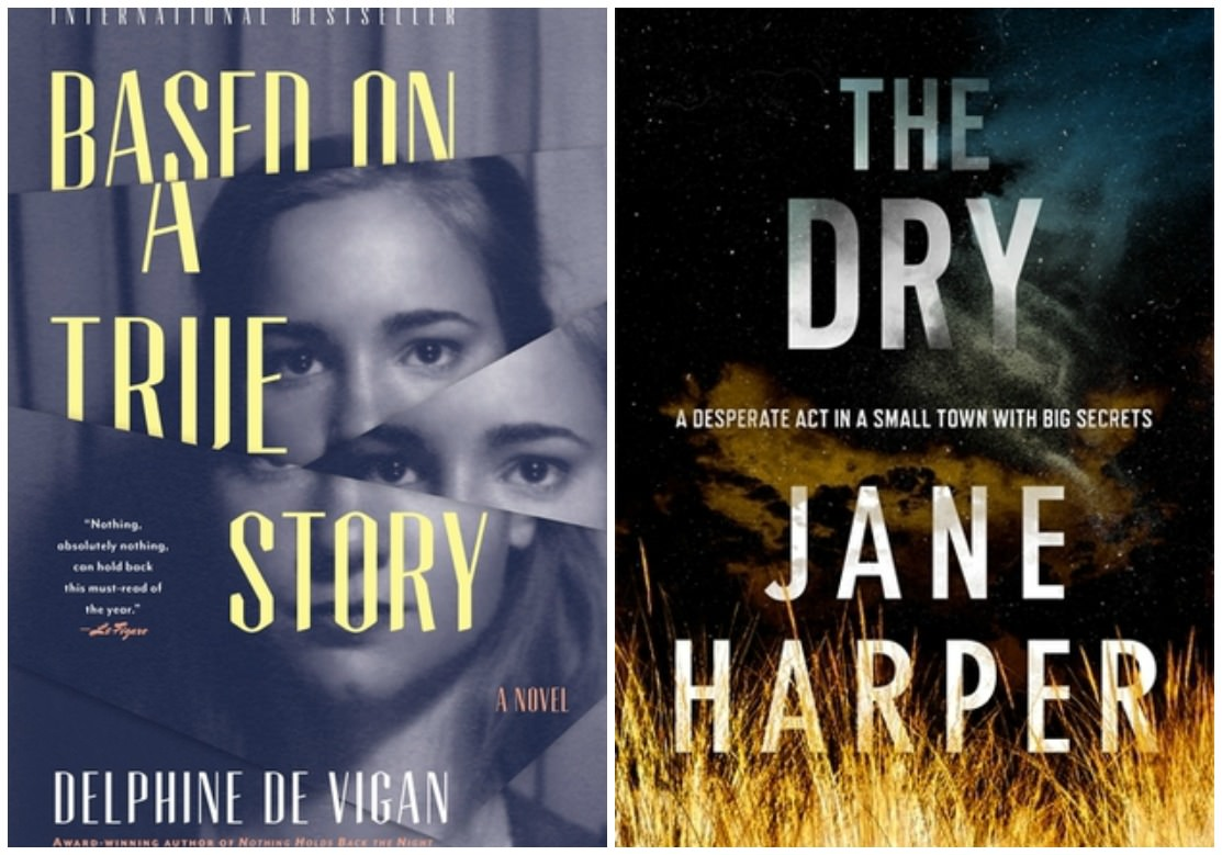 Based on a True Story, The Dry by Jane Harper