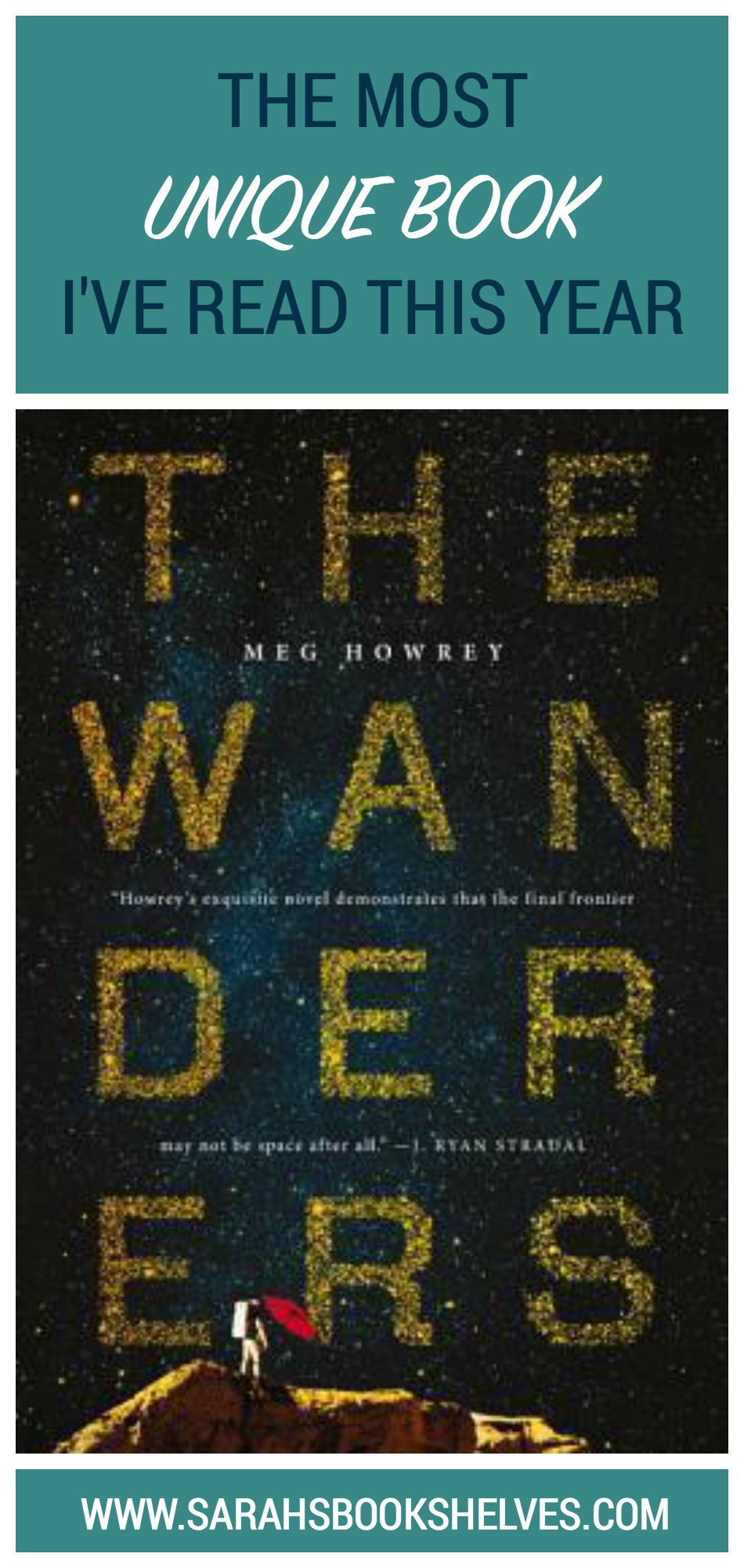 The Wanderers by Meg Howrey: A more literary, psychological version of The Martian