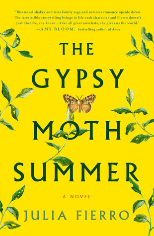 Gypsy Moth Summer by Julia Fierro