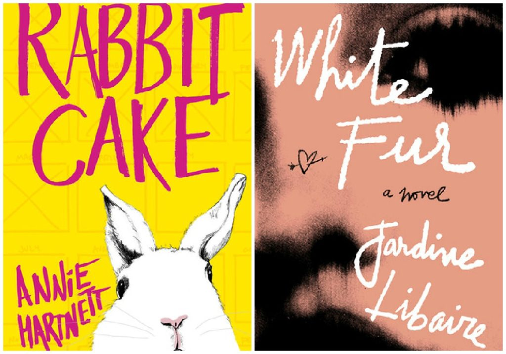 Rabbit Cake, White Fur