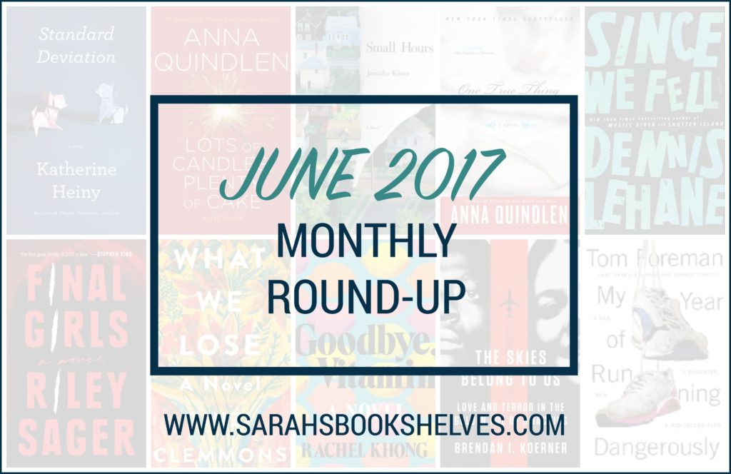 June 2017 Monthly Round-Up