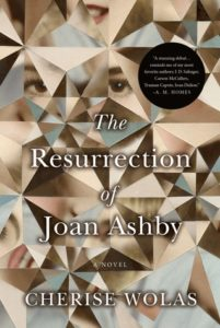 Resurrection of Joan Ashby by Cherise Wolas