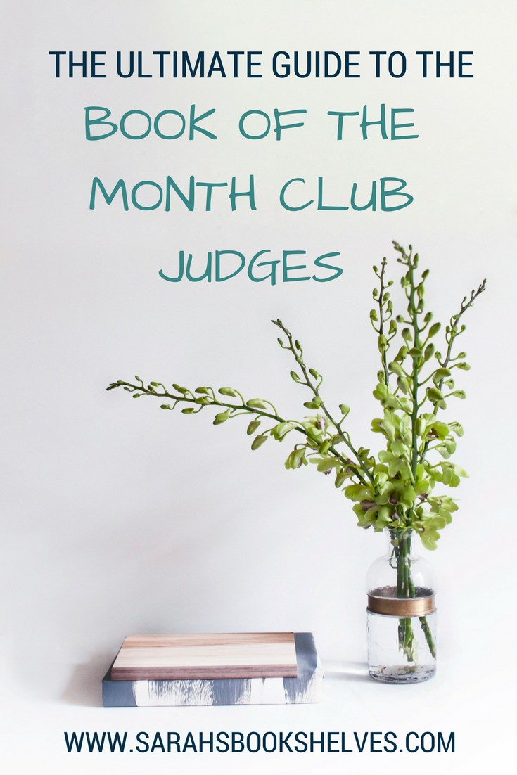 Ultimate Guide to Book of the Month Club Judges
