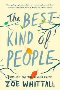 Best Kind of People by Zoe Whittall