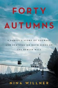 Forty Autumns by Nina Millner