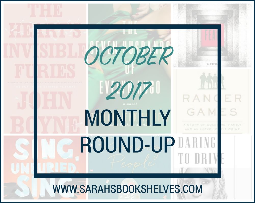 October 2017 Monthly Round-Up