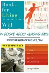 books about reading and writing