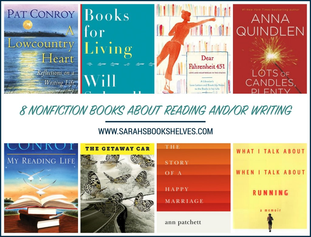 books about the reading and writing life