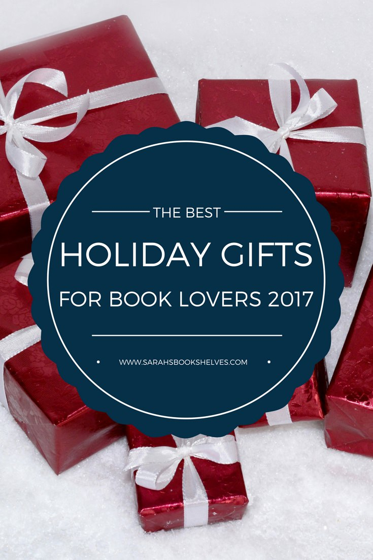 The best holiday gifts for book lovers 2017 including for Best holiday gifts 2017