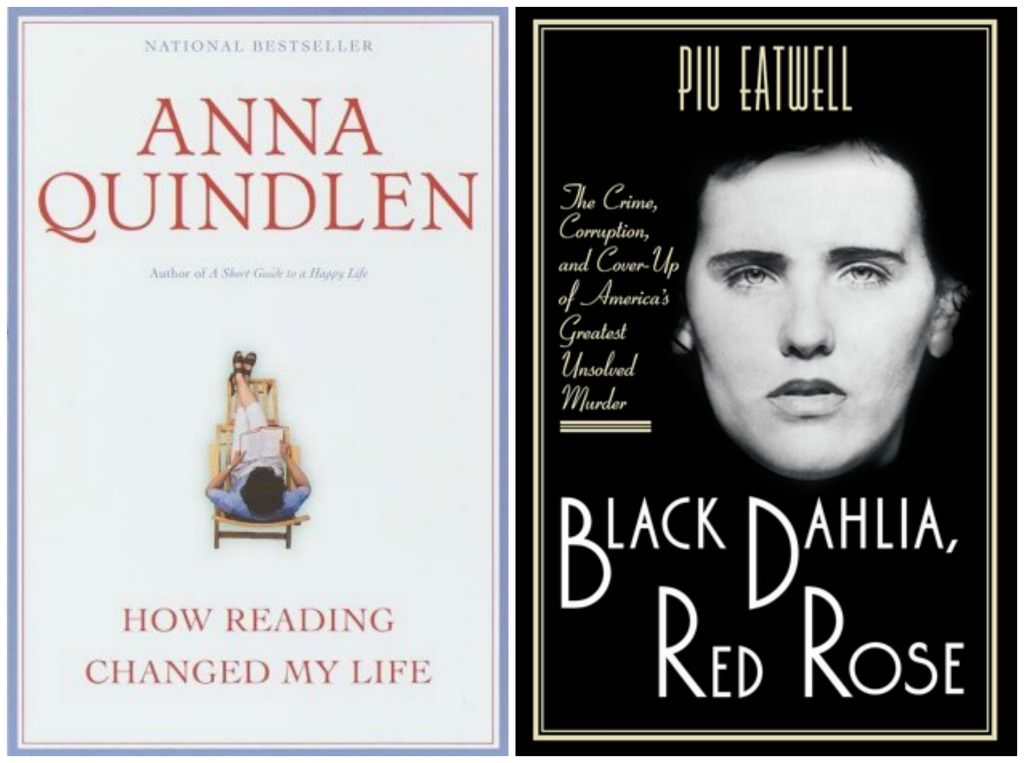 How Reading Changed My Life, Black Dahlia Red Rose