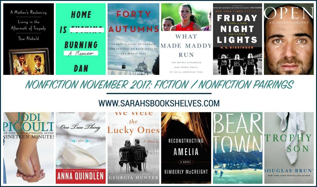 Fiction Nonfiction Book Pairings