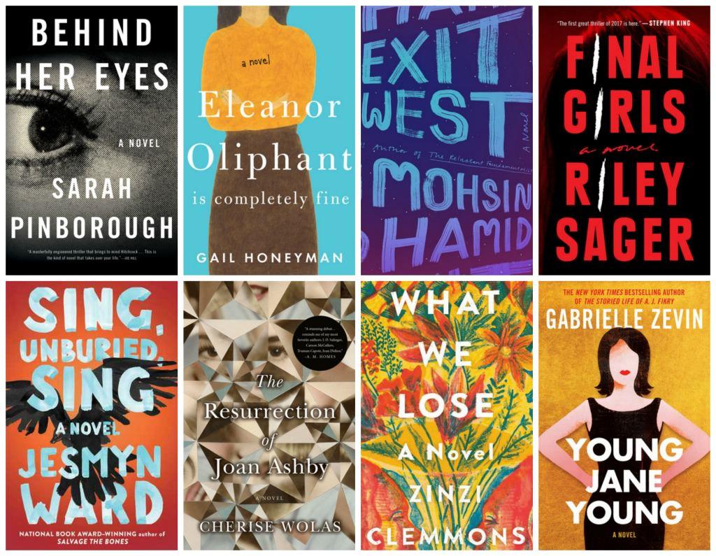 2017 Books That Didn't Deserve Hype