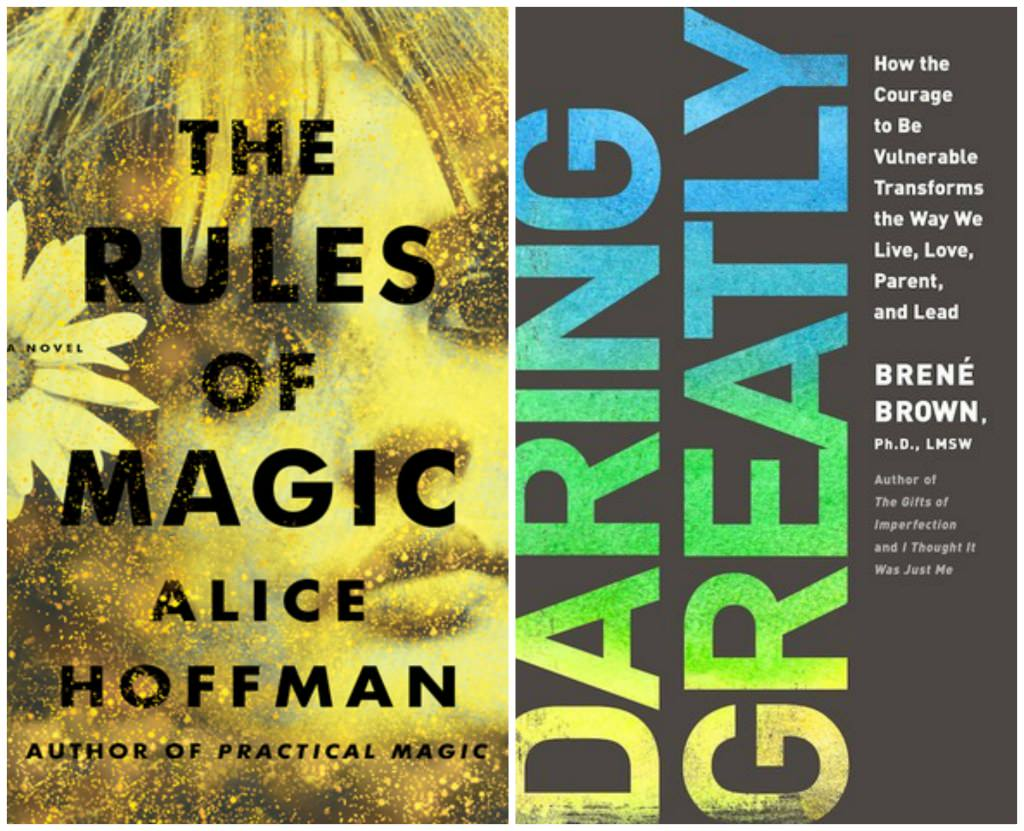 Rules of Magic, Daring Greatly