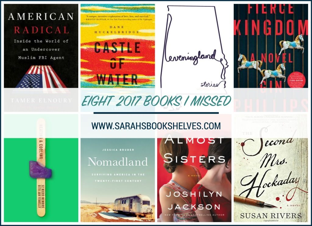 2017 Books I Missed