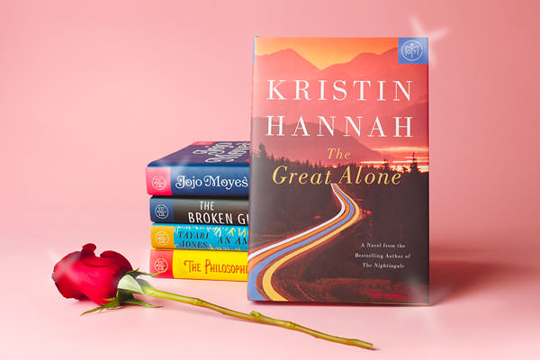 Book of the Month February 2018 selections