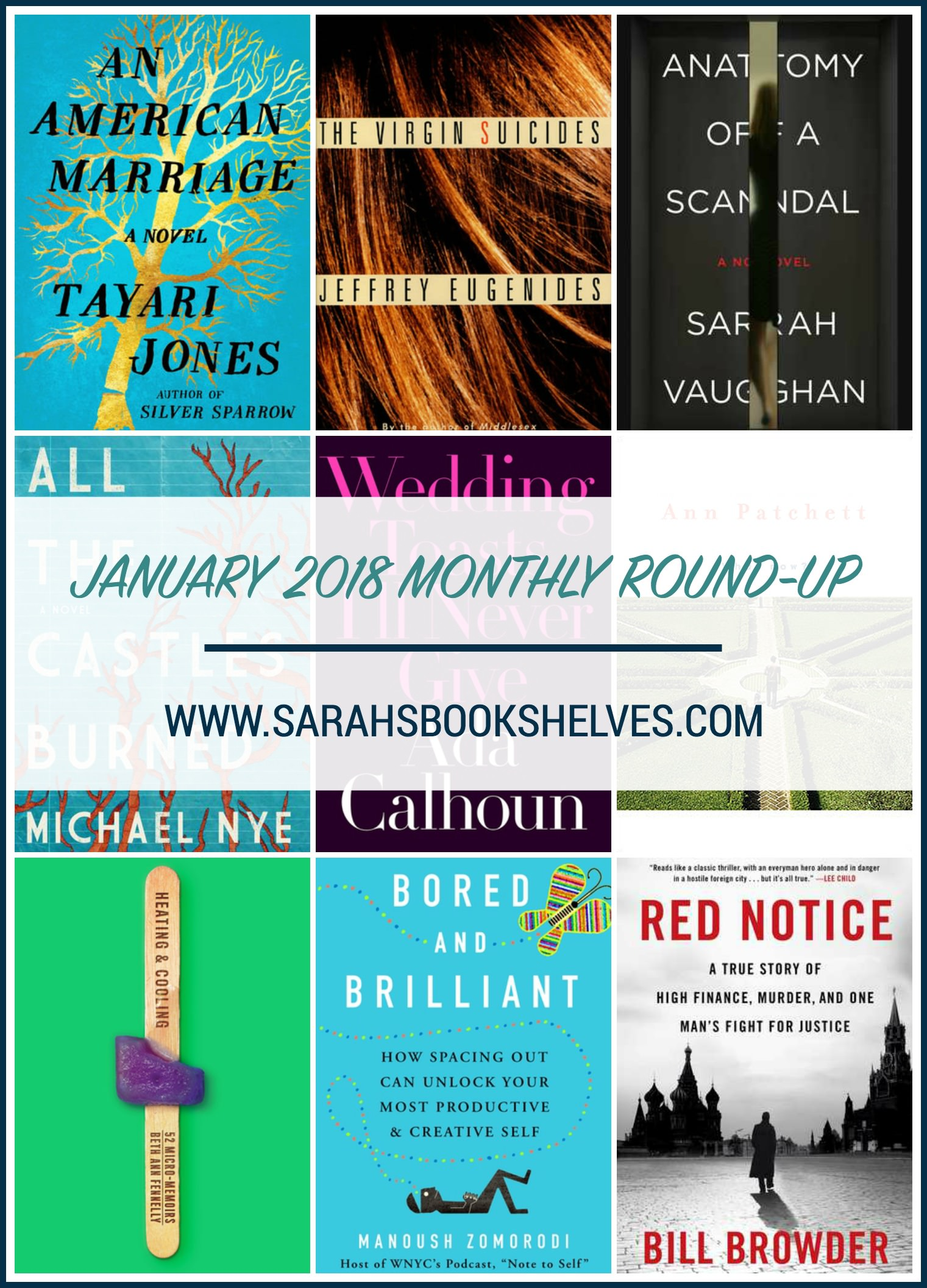 January 2018 Monthly Round-Up