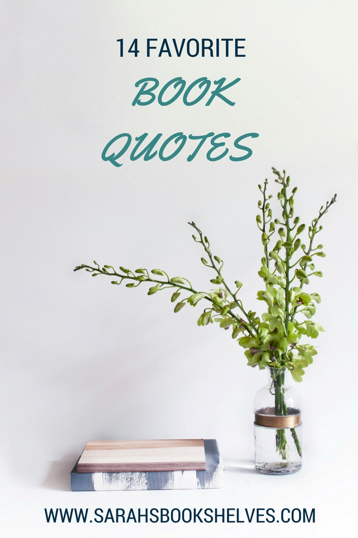 Favorite Book Quotes