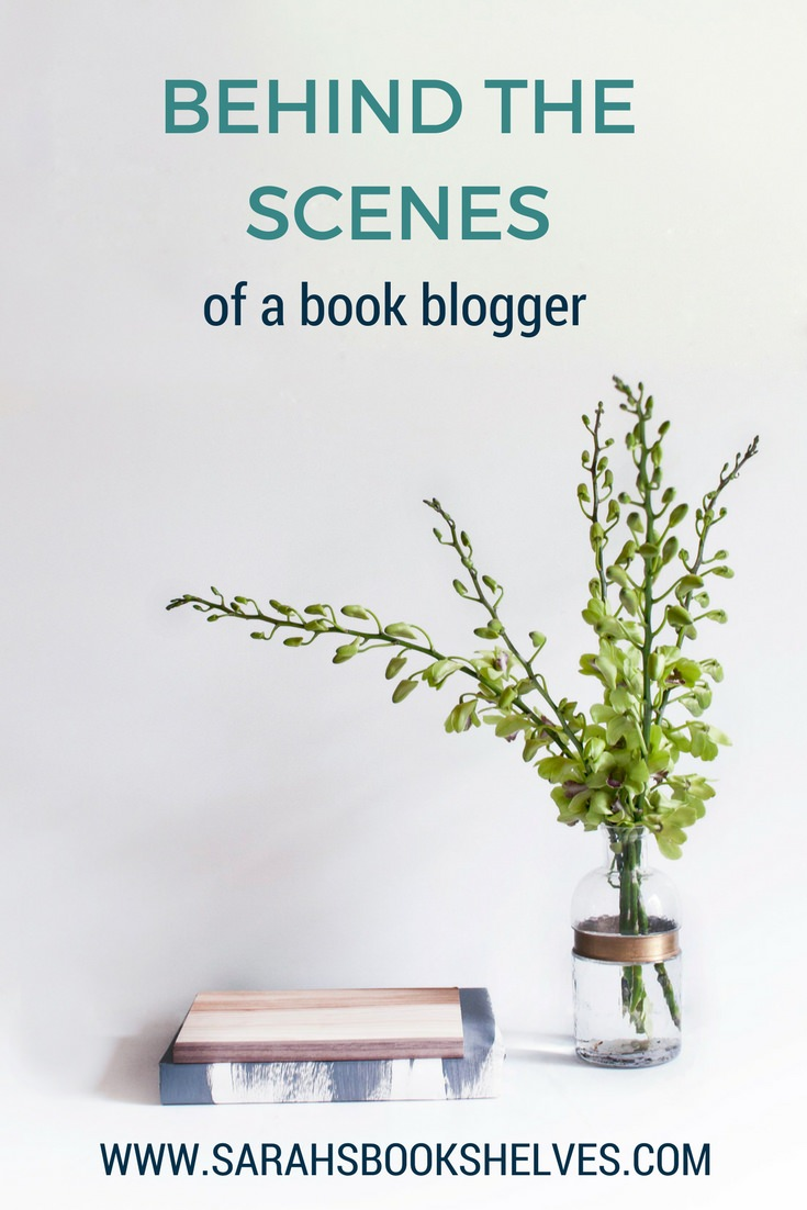 Behind the scenes of a book blogger is a glimpse into the lingo many bloggers use and how many bloggers run their blogs...to make sure you aren't as confused about all this as I was when I first started reading book blogs. #bookish #bookworm #booklover #behindthescenes #blogger