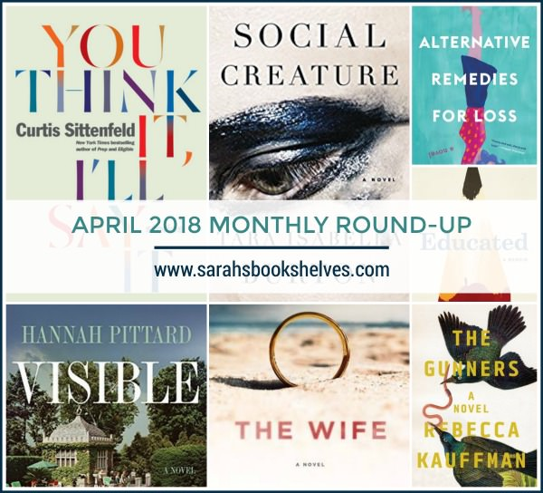 April 2018 Monthly Round-Up