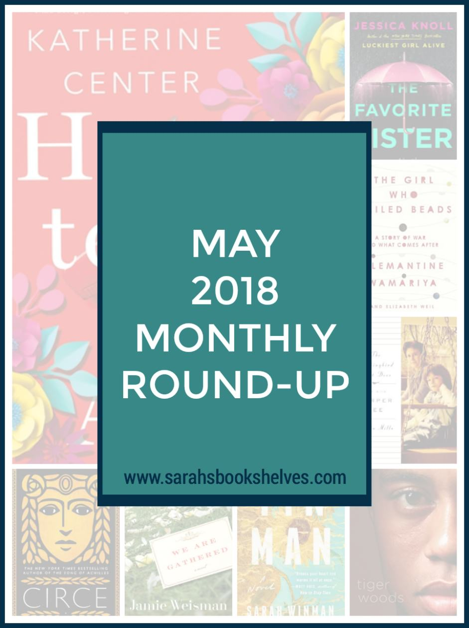 May 2018 Monthly Round-Up