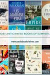 Most Anticipated Books of Summer 2018