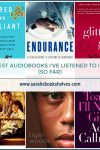 Best Audiobooks 2018 So Far