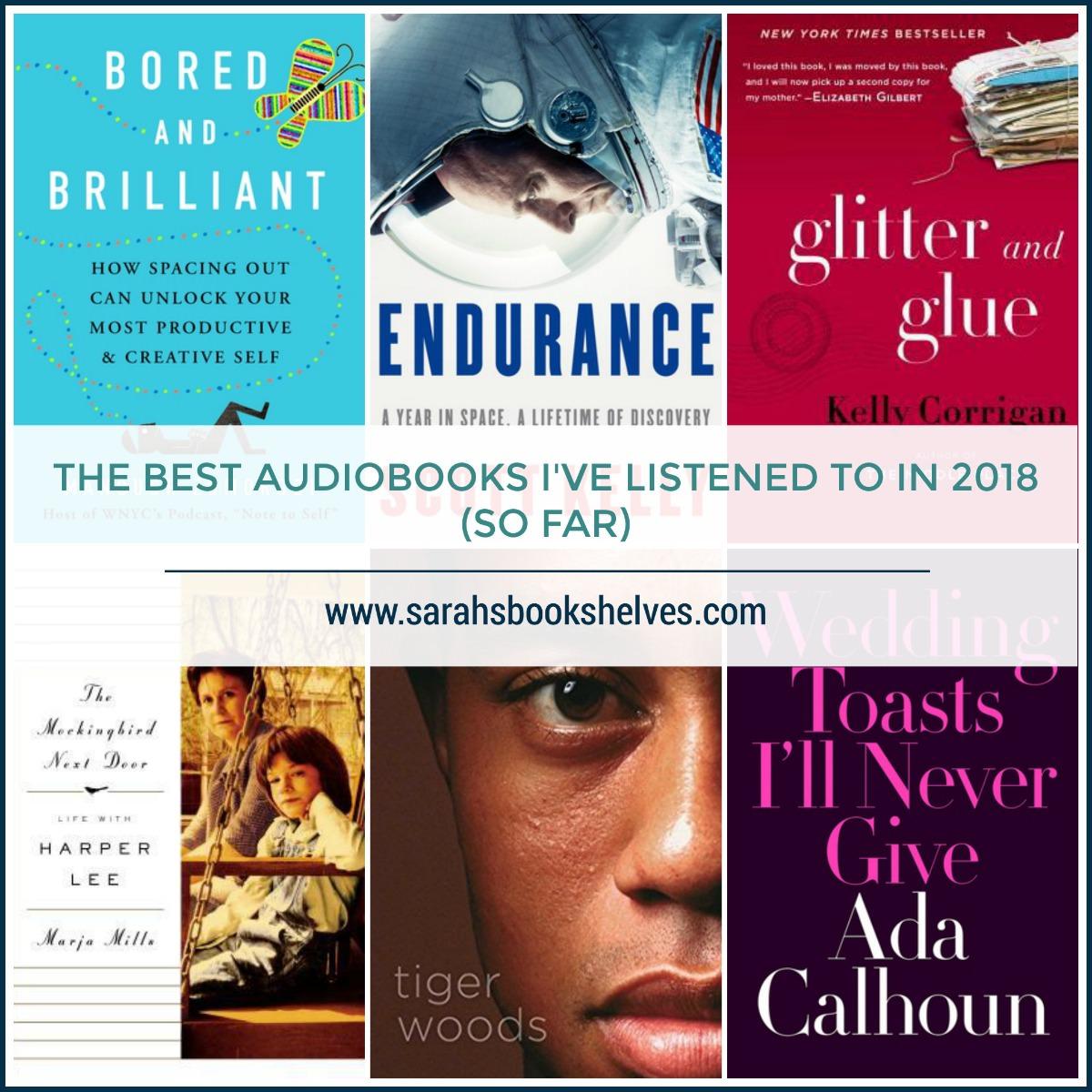 Best Audiobooks 2018 So Far
