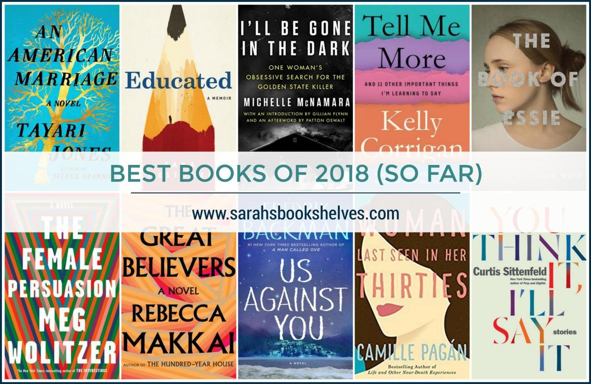 Best Books of 2018 So Far
