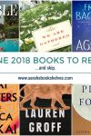 June 2018 Books to Read
