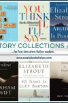 Short Story Collections and Novellas for first time short fiction readers