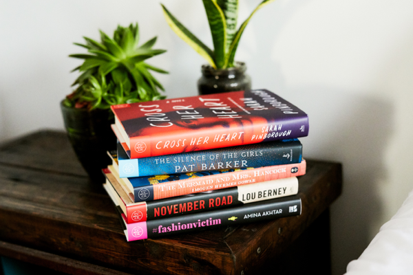 Book of the Month September 2018 Selections