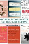 Books I'd Love to See on School Curriculums