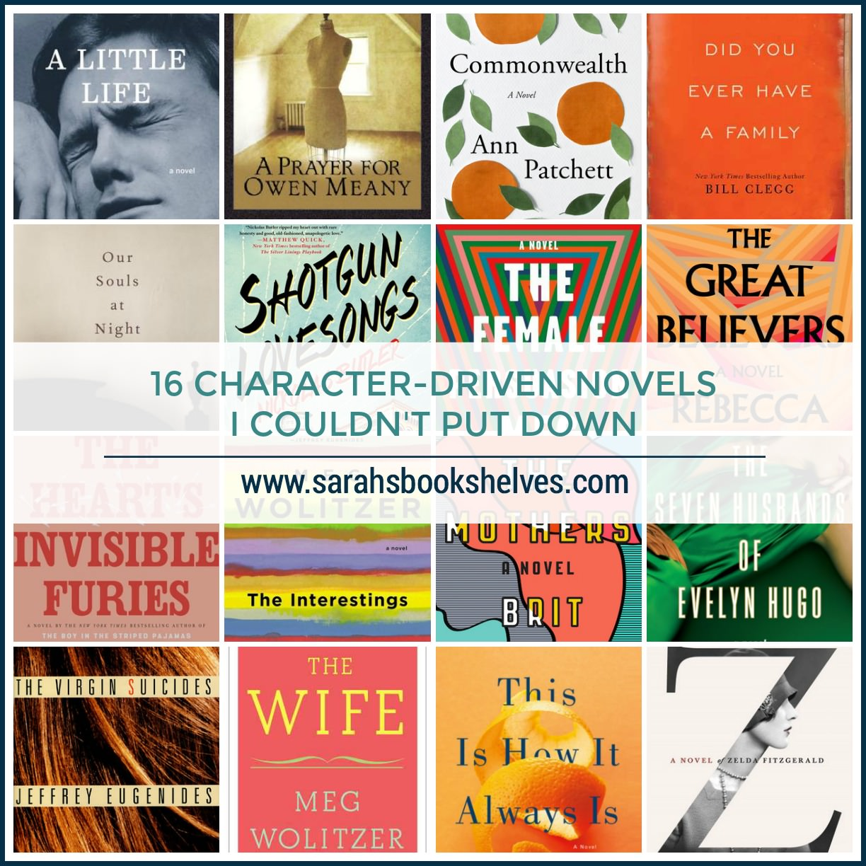 Character-Driven Novels