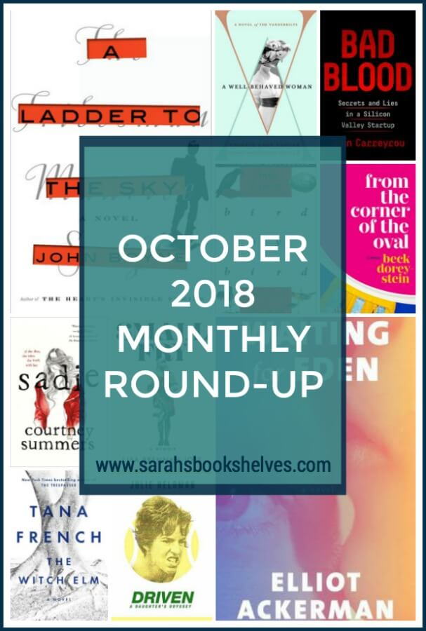 October 2018 Monthly Round-Up