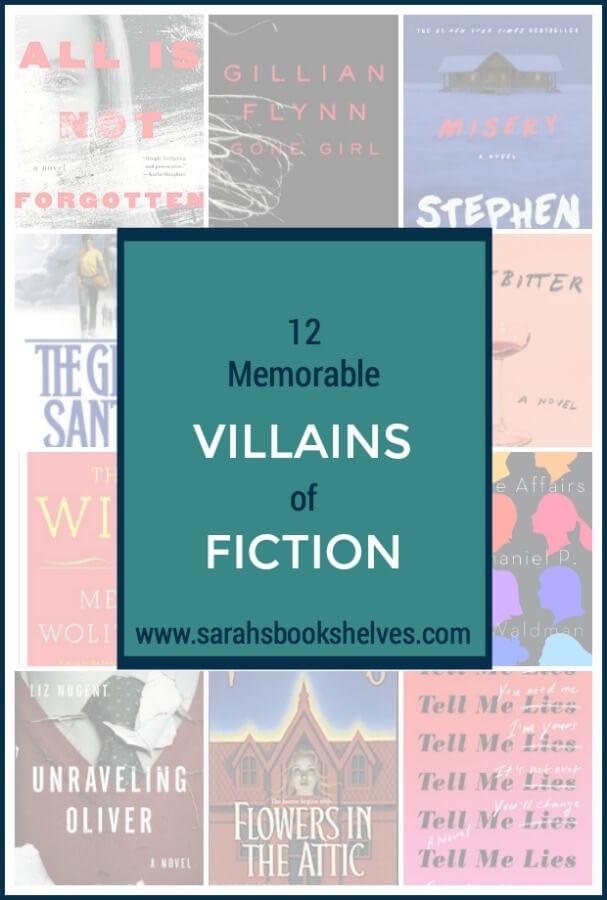 Villains of Fiction