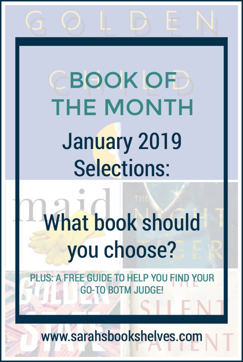 Book of the Month January 2019 Selections: a memoir about poverty, a psychological thriller, a mystical historical fiction, a dystopian novel, and a coming of age story set in Trinidad. #reading #books #bookish #bookworm #booklover #bookstagram #bookofthemonth @bookofthemonth #pageturner