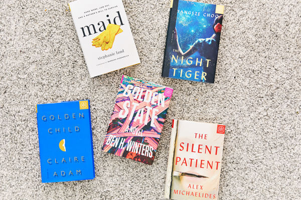 January 2019 Book of the Month Selections