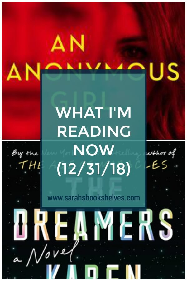 What I'm Reading Now (12/31/18): I started on 2019 releases and I'm 2 for 2 on winners so far! #reading #books #bookish #bookworm #booklover #bookstagram #currentlyreading
