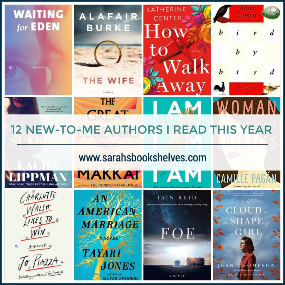 new-to-me authors