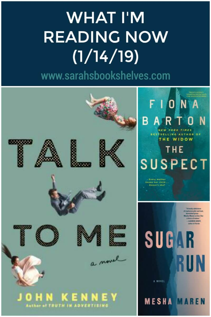 What I'm Reading Now (1/14/19): Continuing my January full of unputdownable brain candy and page turners. #books #currentlyreading